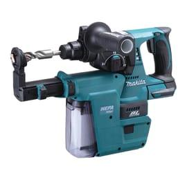 Martello tassellatore a batteria MAKITA DHR242ZJV 18 V 2 J , senza batteria