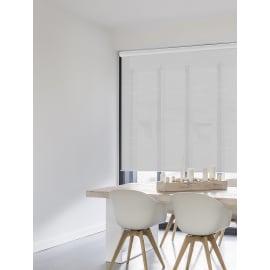 Tenda a rullo Lino Chine bianco 90x250 cm