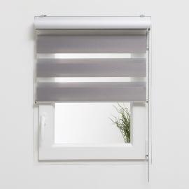 Tenda a rullo Box night/day grigio 60x250 cm