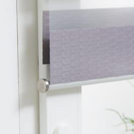 Tenda a rullo Box night/day grigio 90x250 cm