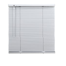 Veneziana New York in alluminio, antracite, 60x130 cm