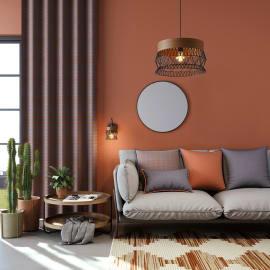 Cuscino Desert grigio scuro 45x45 cm
