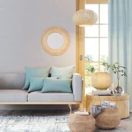Cuscino INSPIRE Amelie verde 45x45 cm