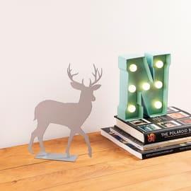 Pannello decorativo Cervo 22x29 cm