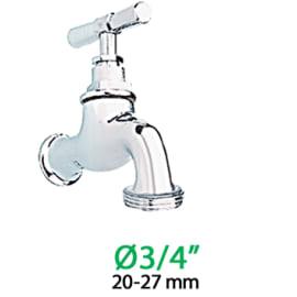 Adattatore di rubinetto Femmina / maschio in plastica CLABER