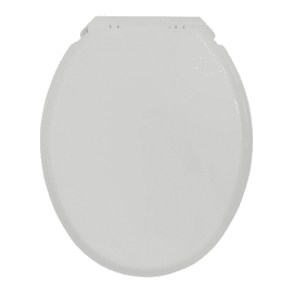 Copriwater ovale First Soft Close bianco