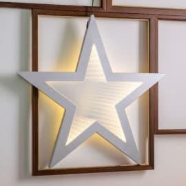 Stella luminosa H 50 cm