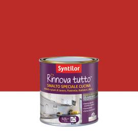 Smalto Mobile cucina SYNTILOR 0.5 lrosso gazpacho