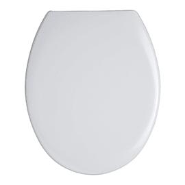 Copriwater ovale Adige bianco