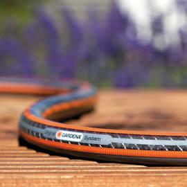 Tubo di irrigazione rinforzato a maglia antiavvitamento e antitorsione GARDENA Comfort HighFLEX L 15 m