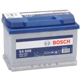 Batteria BOSCH per auto in piombo 12 V 74 Ah