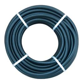 Tubo corrugato Ø 20 mm L 50 m Nero
