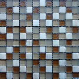 Mosaico Beige H 0.8 x L 30 cm beige - sabbia