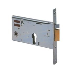Serratura a incasso Elettroserratura a infilare E70 cilindro per cancello o rete, entrata 7 cm, interasse 67 mm, destra