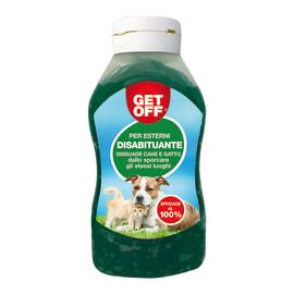 Repellente liquido per cani e gatti gel repellente Get Off cristalli 460