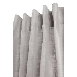 Tenda Infini Slide grigio fettuccia 140x280 cm