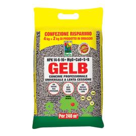 Concime granulare GELB CONCIME UNIVERSALE GR 6 KG 6 kg