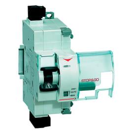Riarmo automatico BTICINO F80SGB 2 poli 16A 4 moduli