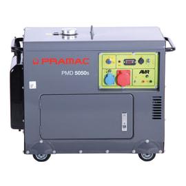 Generatore di corrente PRAMAC PMD5050s 3700 W