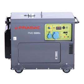 Generatore di corrente PRAMAC PMD5000s 4950 W