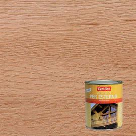 Vernice per legno da esterno liquido SYNTILOR 0.25 L rovere lucido
