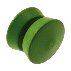 Calamita Bottone verde mela