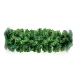 Ghirlanda verde L 275 x H 28 cm , Ø 28 cm