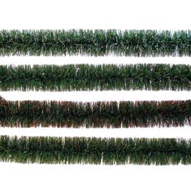 Ghirlanda verde L 200 x H 10 cm , Ø 10 cm