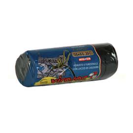 Sacchi spazzatura Lacciosac L 50 x H 60 cm 30 L nero 20 pezzi