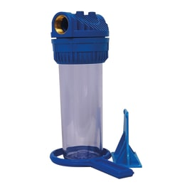 Vaso portacartuccia EQUATION Filtro semplice vuoto