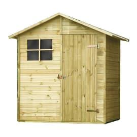 Casetta da giardino in legno Pepper 1.72 m² spessore 14 mm