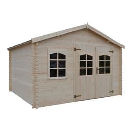 Casetta da giardino in legno Odessa 8.88 m² spessore 28 mm