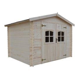 Casetta da giardino in legno Elista 6.66 m² spessore 19 mm