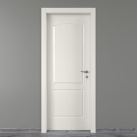 Porta a battente Ipanema bianco L 60 x H 210 cm sinistra