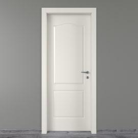 Porta a battente Ipanema bianco L 80 x H 210 cm sinistra