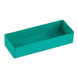 Vaschetta MG in plastica verde