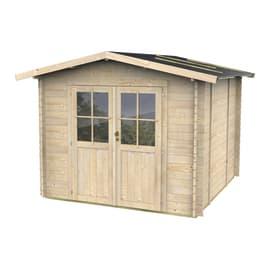 Casetta da giardino in legno Lory 5.76 m² spessore 25 mm