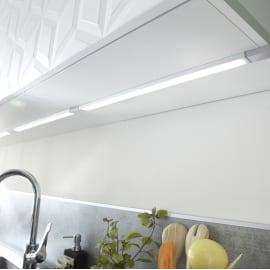 Reglette Rio LED integrato 55 cm 6W 680LM IP20 Inspire