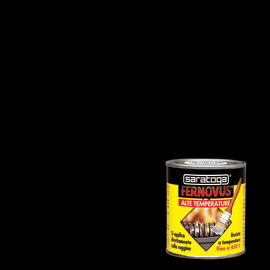 Smalto spray base solvente Fernovus Alte temperature 0.0075 L freddi satinato