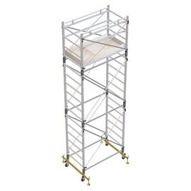 Trabattello Alumito Maxi in alluminio per lavori fino a 6.3 m