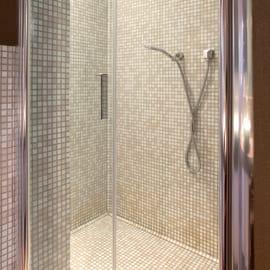 Mosaico Neve H 32.7 x L 32.7 cm bianco
