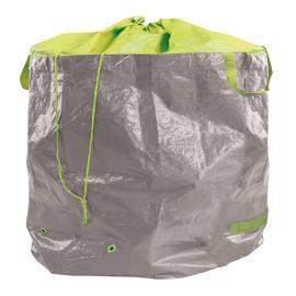 Sacchi spazzatura 0 L beige - verde