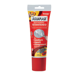 Stucco in pasta AGUAPLAST Alto Standard istantaneo 0.2 kg bianco