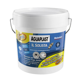 Stucco in pasta AGUAPLAST il Solista 4 kg bianco