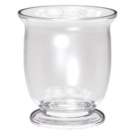 Vaso in vetro Lefkas H 29 cm Ø 18.5 cm