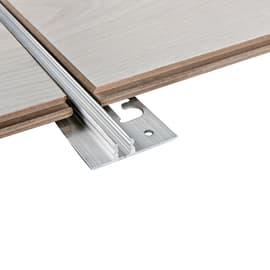 Base per soglia alluminio 45 mm x 270 cm