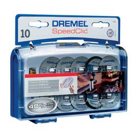 Set dischi DREMEL , 10 pezzi