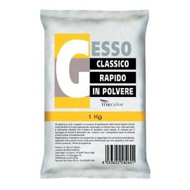 Gesso in polvere IrisColor 5 kg bianco