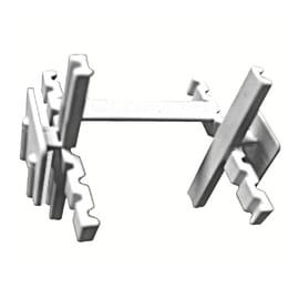 Distanziali per vetrocoemento L 30 x P 20 x H 20 cm