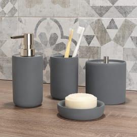 Dispenser sapone Apollon grigio